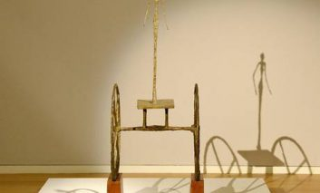 مجسمهای از جاکومتی، لقب گرانترین مجسمه فروخته شده در حراج را گرفت