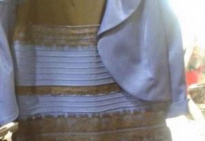 تحقیقات در مورد علت تفاوت رنگ لباس مشهور ادامه دارد