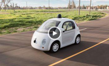 آزمایش عمومی اتومبیلهای خودران گوگل در تابستان