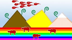 طرحهایی عجیب برای نقش پرچم جدید نیوزلند!