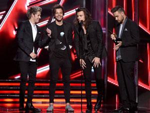 برندگان جوایز موسیقی بیلبورد ۲۰۱۵ معرفی شدند