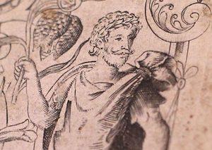 اولین پرتره ویلیام شکسپیر که در زمان حیاتش تصویر شده، کشف شد