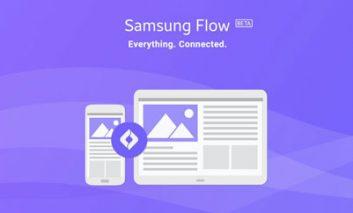 رونمایی از اپلیکیشن Flow توسط سامسونگ