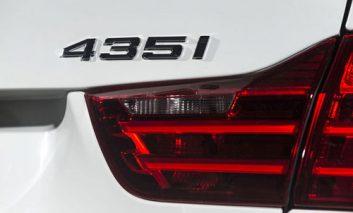 رونمایی از اتومبیل BMW 435i ZHP مدل ۲۰۱۶