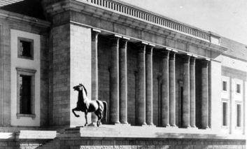 پلیس آلمان، مجسمههای اسب برنزی گمشده هیتلر را پیدا کرد