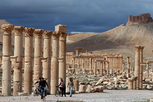 گروه داعش، شهر تاریخی پالمیرا را تصرف کردند