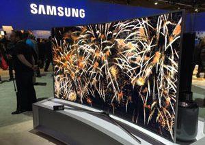 Display Search: سامسونگ همچنان بزرگترین تولیدکننده تلویزیون در جهان
