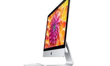 آیمک باریک اپل با صفحه نمایش ۲۷ اینچی