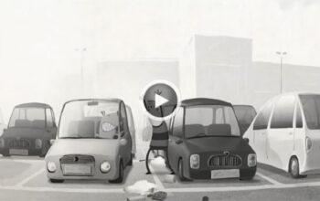 انیمیشنی ساده با ۲٫۷ میلیون بازدید در یوتیوب