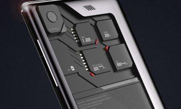 ZTE هم ایده تلفنهای هوشمند ماژولار را در سر دارد