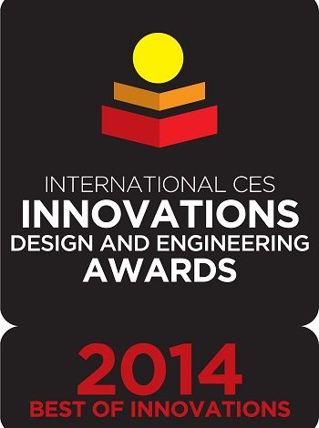 ۱۵ جایزۀ ابتکار از CES 2014 برای الجی الکترونیکس