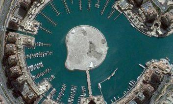 بیست تصویر برتر فضایی از زمین در سال ۲۰۱۳