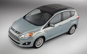خودروی مفهومی خورشیدی C-Max