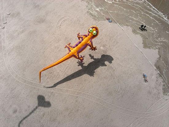 عکاسی بادبادک هوایی