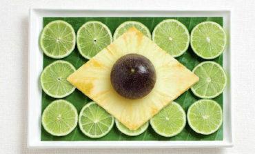 پرچمهای خارقالعادهای از غذا
