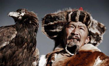 اسب و عقاب؛ قسمتی از قزاقستان