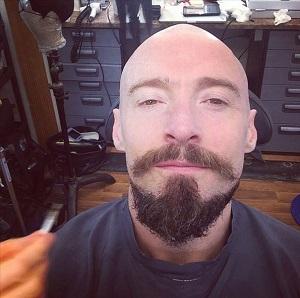 چهره جدید «هیو جکمن» در فیلم «پیتر پن»