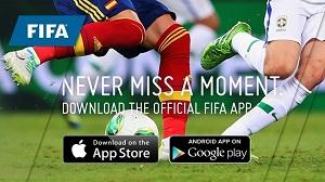 ١١ اپلیکیشن موبایل برای دنبالکردن جام جهانی