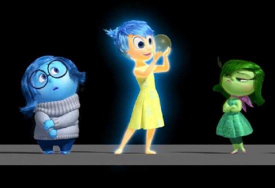 انیمیشن جدید پیکسار «Inside Out» ، داستانی در مورد احساسات