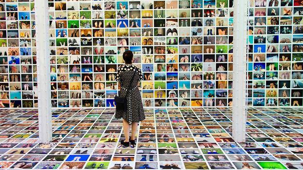 عکسهایی از دنیای هنر در هفته گذشته