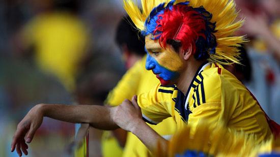 کلمبیا مقابل ساحل عاج به برتری رسید