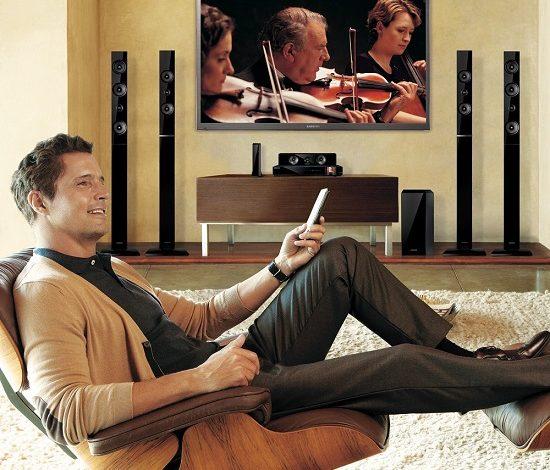 سینمای خانگی پیشنهادی سامسونگ، برای زندگی آپارتمان نشینی