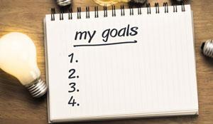 راهنمای فوت و فن: تهیه لیست اهداف کارآمد در ۴ قدم ساده