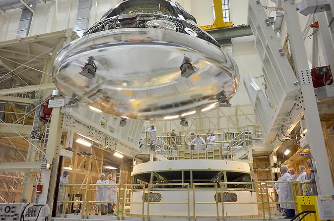 فضاپیمای ناسا و سفر به مریخ