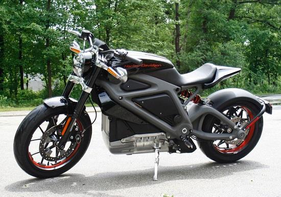 موتورهای برقی Harley-Davidson + ویدیو