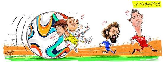این جام جهانی بی رحم