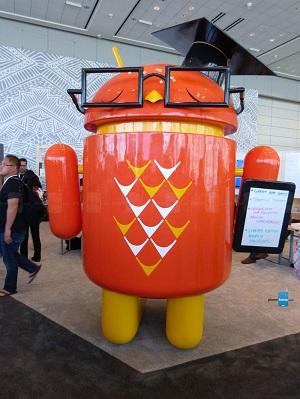 کنفرانس گوگل I/O به روایت تصویر