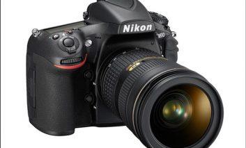 D810؛ دوربین جدید DSLR نیکون