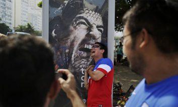چهره سوارز از تبلیغات جام جهانی آدیداس حذف شد!
