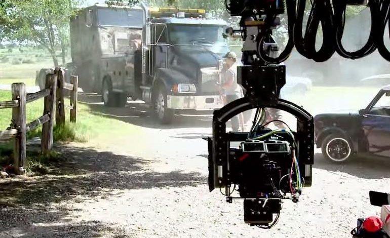 دوربینهای سینما سهبعدی Imax