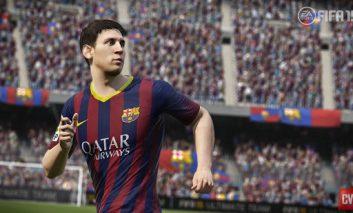 ویدیو طراحی فوق العاده بازیکنان در FIFA 15