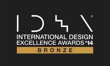 چندین جایزه طراحی برتر برای الجی در ۲۰۱۴ IDEA AWARDS