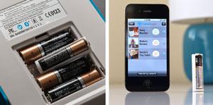 با آیفون خود هر وسیله که باتری قلمی میخورد را به کمک این آداپتور کنترل کنید