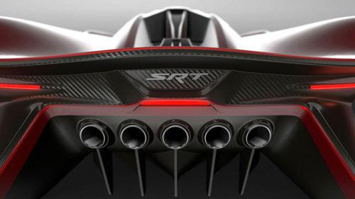 رونمایی از جدیدترین اتومبیل Vision GT توسط Dodge