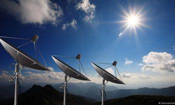 ماهوارهها به کمک کشورهای با اینترنت کمسرعت میآیند