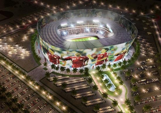 نمایی از ورزشگاههای قطر در جام جهانی فوتبال ۲۰۲۲
