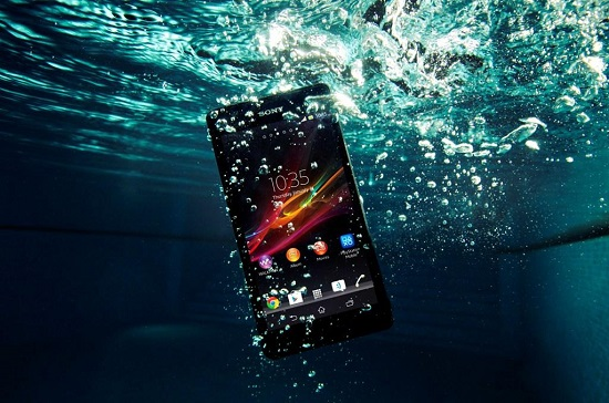 بهترین گوشیهای هوشمند مقاوم در برابر آب