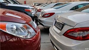 افزایش شدید واردات خودروهای لوکس در بهار ۹۳