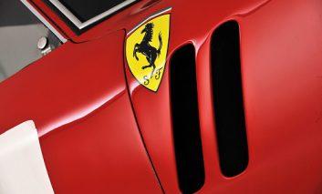گرانترین اتومبیل تاریخ مزایده عتیقه و آثار هنری: فراری قرمز رنگ برلینتا مدل ۱۹۶۲