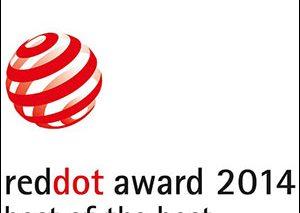 تجربه کاربری ساده و ملموس الجی؛ برنده جایزه از ۲۰۱۴ Red Dot Awards
