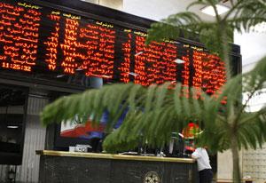 معاملات ۳۰۰ هزار میلیاردی بورس در ۹۹ روز