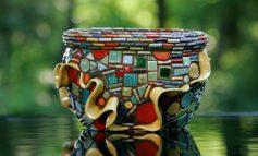 فرانک بائر و هنر سرامیک و موزاییک