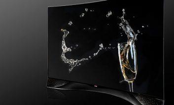 مشارکت الجی با سواروفسکی برای ایجاد تلویزیون بینهایت پیشرفته OLED