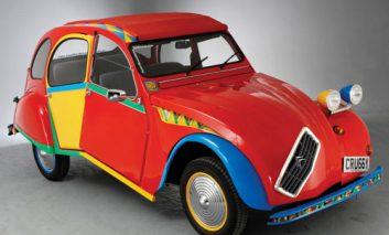سیتروئن پیکاسو ماشینی متفاوت توسط اندی ساندرز