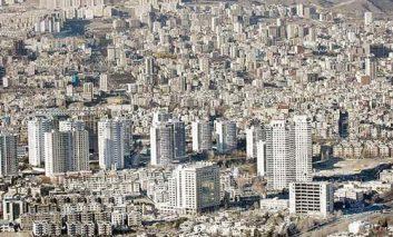 هر متر آسمان تهران چند؟