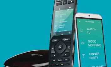 کنترل بیشتر خانه با هارمونی لوجیتک + ویدیو